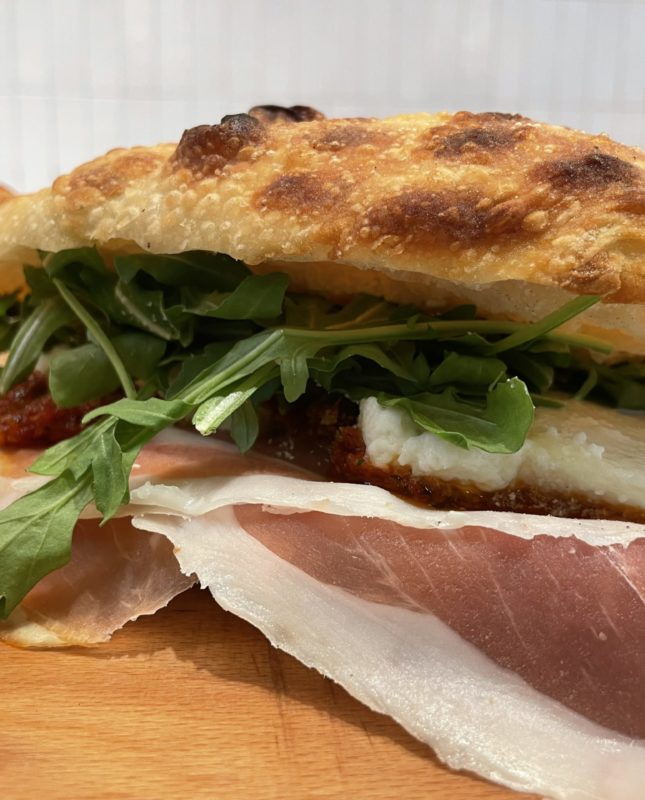 Have you tried our Emiliana sandwich?